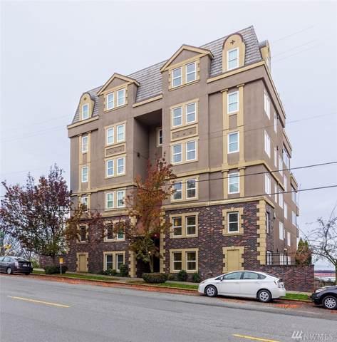 505 W Mercer Place #101, Seattle, WA 98119 (#1527261) :: Liv Real Estate Group
