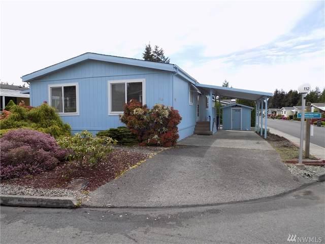 1427 100th St SW #112, Everett, WA 98204 (#1536217) :: Ben Kinney Real Estate Team