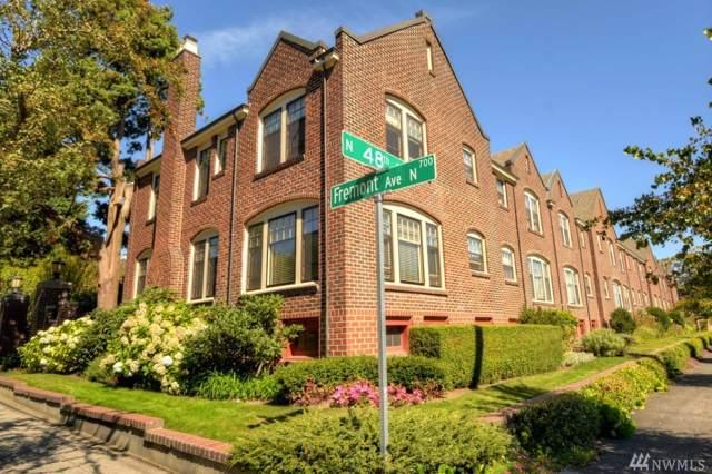 4800 Fremont Ave N #106, Seattle, WA 98103 (#1540292) :: Alchemy Real Estate