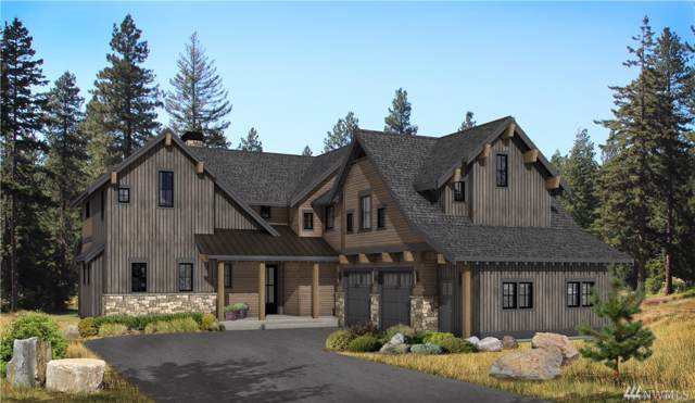 60 Goldenrod Ct, Cle Elum, WA 98922 (#1544625) :: Record Real Estate