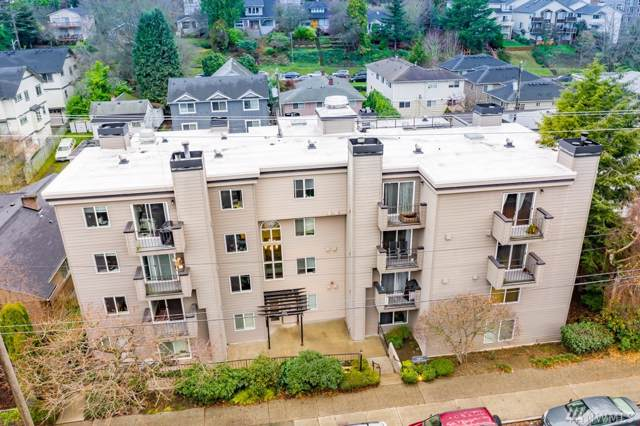 4831 Fauntleroy Wy SW #203, Seattle, WA 98136 (#1547968) :: Real Estate Solutions Group