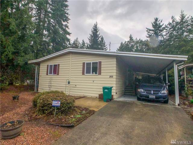 2500 S 370th St #266, Federal Way, WA 98003 (#1548130) :: Northwest Home Team Realty, LLC