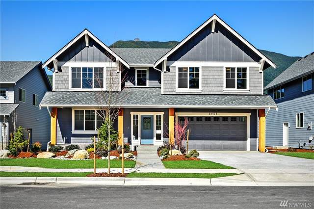 2856 SE 18th (Lot 37) St, North Bend, WA 98045 (#1548221) :: Better Homes and Gardens Real Estate McKenzie Group