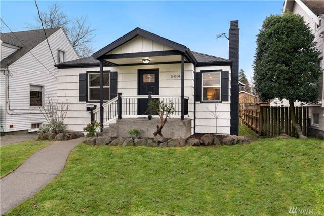 3414 40th Ave SW, Seattle, WA 98116 (#1552660) :: Real Estate Solutions Group