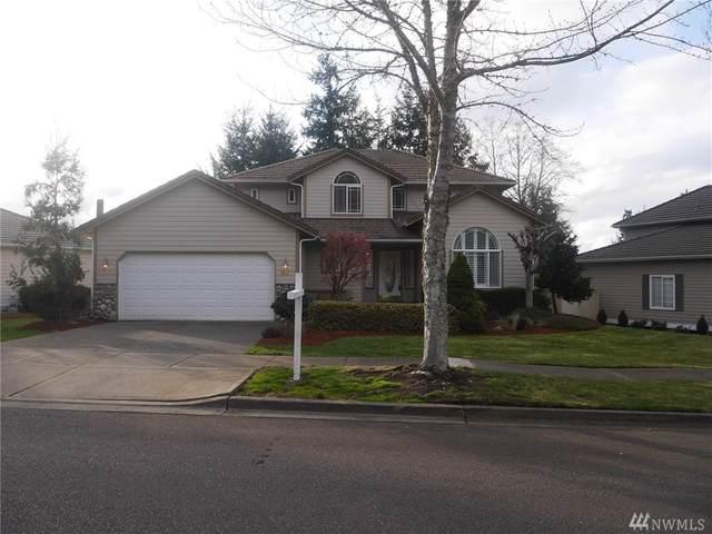 4207 NE Campus Green Lp NE, Lacey, WA 98516 (#1553989) :: Mary Van Real Estate