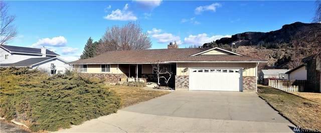 119 Silver Dr, Electric City, WA 99123 (#1562217) :: The Kendra Todd Group at Keller Williams
