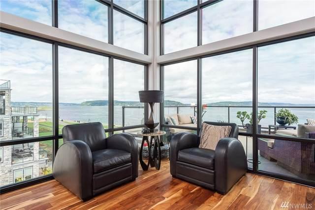 5003 Main St #401, Tacoma, WA 98407 (#1563289) :: Northwest Home Team Realty, LLC