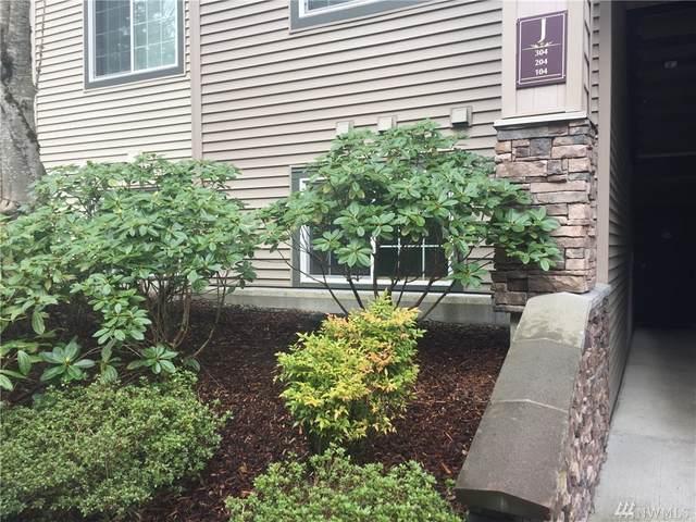 25025 SE Klahanie Blvd SE J104, Sammamish, WA 98074 (#1579733) :: Better Homes and Gardens Real Estate McKenzie Group