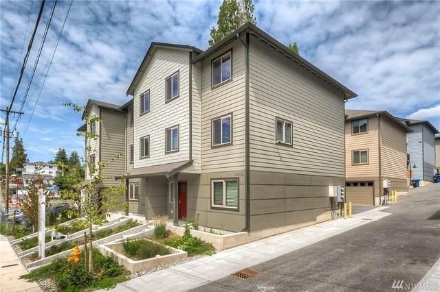 4920-C S Willow St, Seattle, WA 98118 (#1592626) :: Ben Kinney Real Estate Team