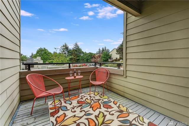 7427 Old Redmond Rd #322, Redmond, WA 98052 (#1601229) :: Real Estate Solutions Group
