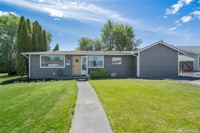 337 N Clark Dr, Moses Lake, WA 98837 (MLS #1605032) :: Nick McLean Real Estate Group