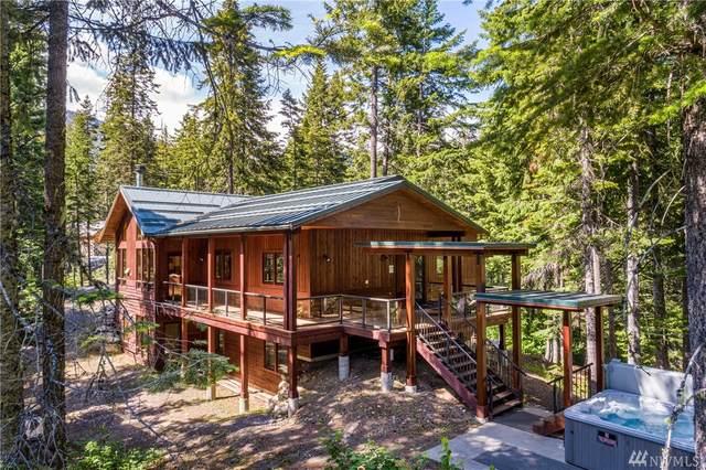 16030 Telemark Lane, Leavenworth, WA 98826 (#1612362) :: Real Estate Solutions Group