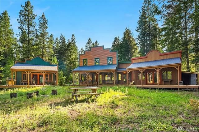 371 Banti Creek Ct, Cle Elum, WA 98922 (MLS #1617930) :: Nick McLean Real Estate Group