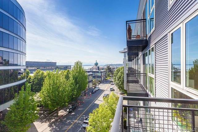 3104 Western Ave #509, Seattle, WA 98121 (#1622125) :: Canterwood Real Estate Team