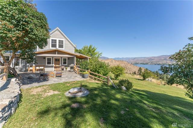 1290 Mowrey Road, Chelan, WA 98816 (#1632256) :: Pacific Partners @ Greene Realty