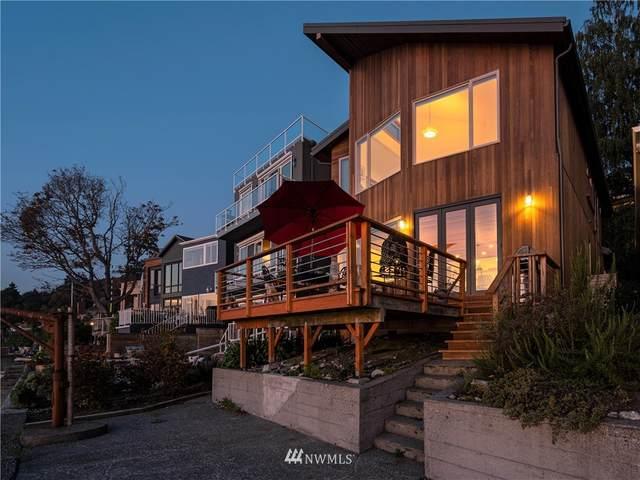 6025 Beach Drive SW, Seattle, WA 98136 (#1632714) :: McAuley Homes