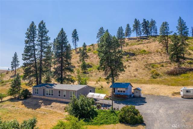 3111 Bettas Road, Cle Elum, WA 98922 (#1637767) :: Better Homes and Gardens Real Estate McKenzie Group