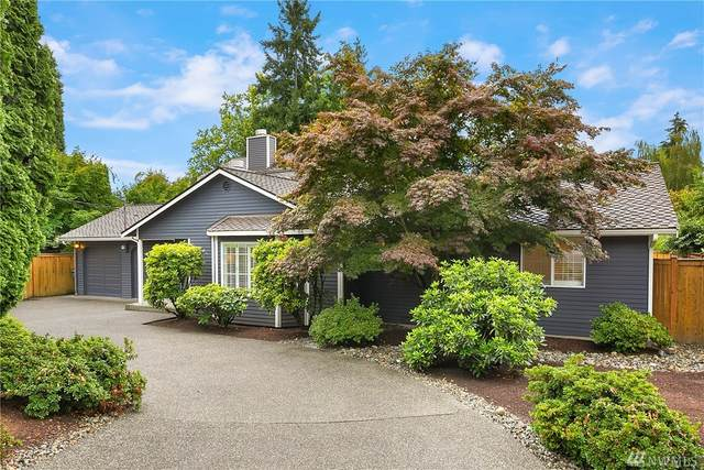 3023 92nd Ave NE, Clyde Hill, WA 98004 (#1640030) :: Better Properties Lacey