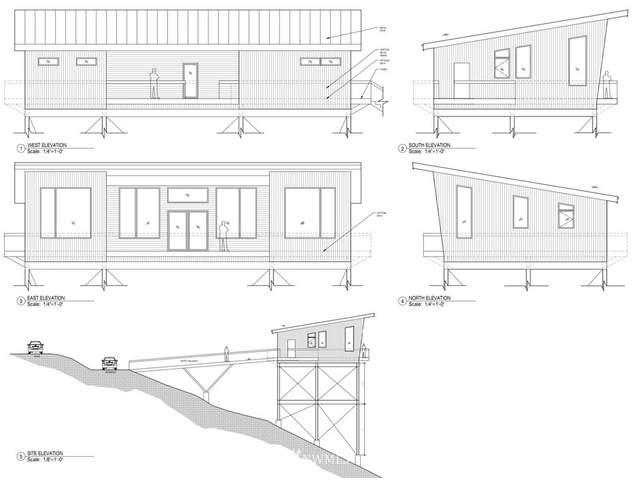 3006 Hales Passage Drive, Lummi Island, WA 98262 (#1649817) :: NW Home Experts