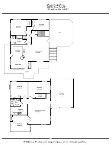 20220 21st Place NW, Shoreline, WA 98177 (#1651274) :: Urban Seattle Broker
