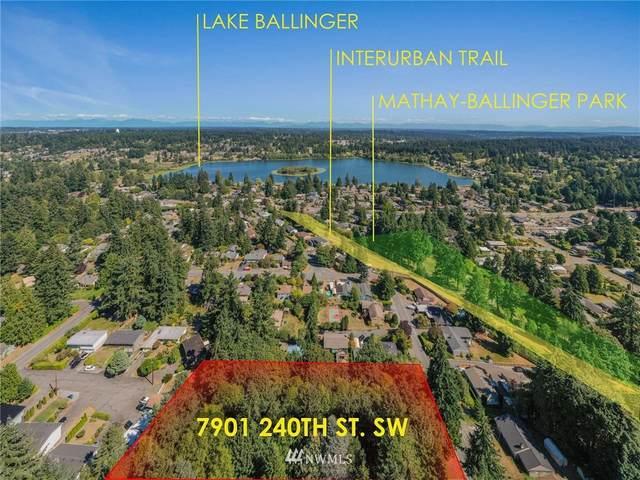 7901 240th Street SW, Edmonds, WA 98026 (#1652796) :: Better Properties Lacey