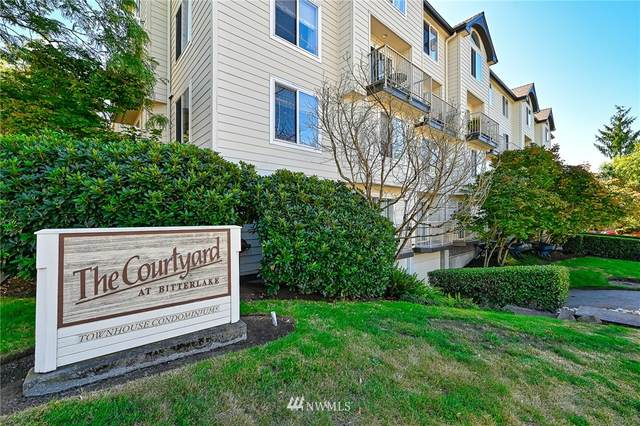 903 N 130th Street #308, Seattle, WA 98133 (#1655575) :: Alchemy Real Estate