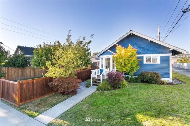 409 Kentucky Street, Bellingham, WA 98225 (#1660206) :: Ben Kinney Real Estate Team
