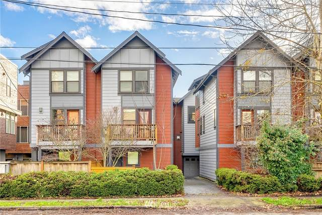1423 NW 65th Street C, Seattle, WA 98117 (#1665511) :: Beach & Blvd Real Estate Group