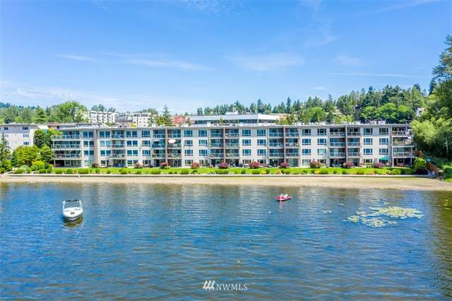 9727 NE Juanita Dr #311, Kirkland, WA 98034 (#1665740) :: The Torset Group