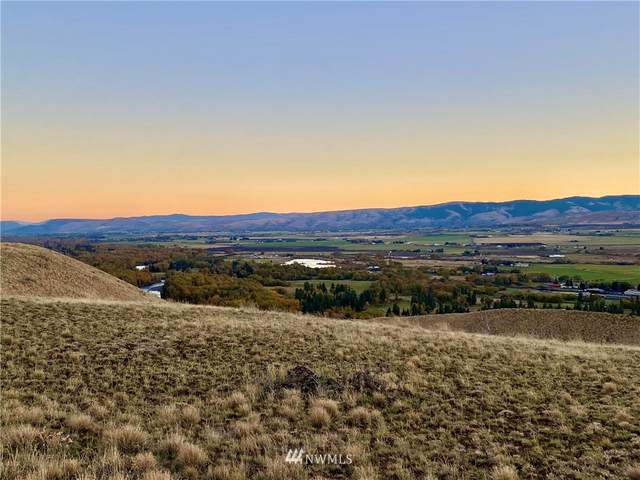 0 Bitterbrush, Ellensburg, WA 98926 (#1666318) :: Mike & Sandi Nelson Real Estate