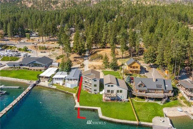 12358 S Lake Shore Road, Chelan, WA 98816 (#1667788) :: Canterwood Real Estate Team