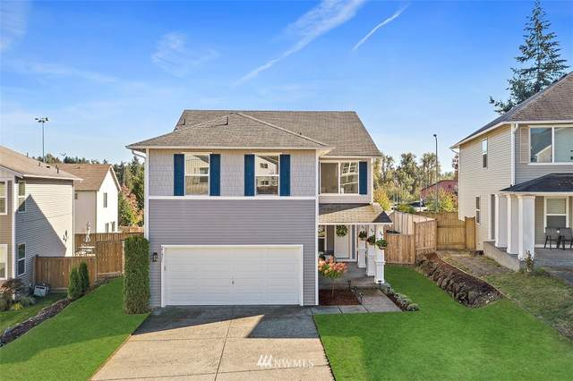 21471 SE 299th Way, Kent, WA 98042 (#1670172) :: Mike & Sandi Nelson Real Estate