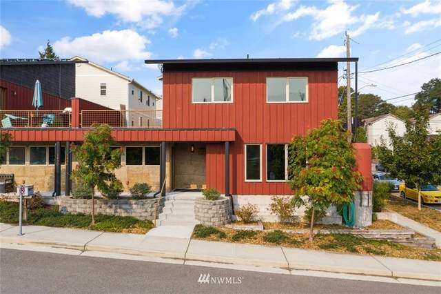 1436 N 92nd Street, Seattle, WA 98103 (#1671627) :: Priority One Realty Inc.