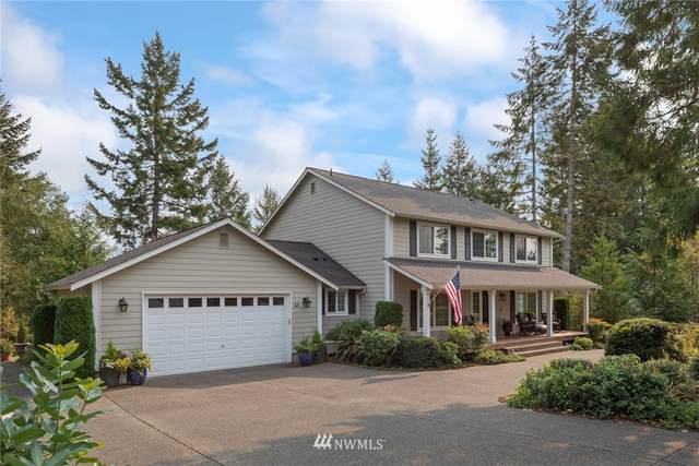41 E Hofaker Road, Allyn, WA 98524 (#1671728) :: Engel & Völkers Federal Way