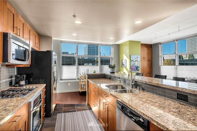 1515 Dock Street #312, Tacoma, WA 98402 (#1676489) :: The Robinett Group