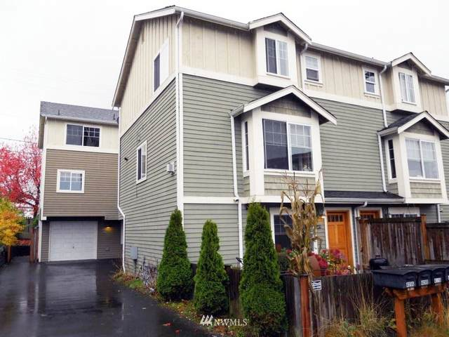 409 NW 101st Street A, Seattle, WA 98177 (#1677349) :: NW Home Experts