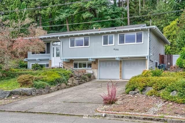 625 109th Avenue SE, Bellevue, WA 98004 (#1678200) :: Hauer Home Team