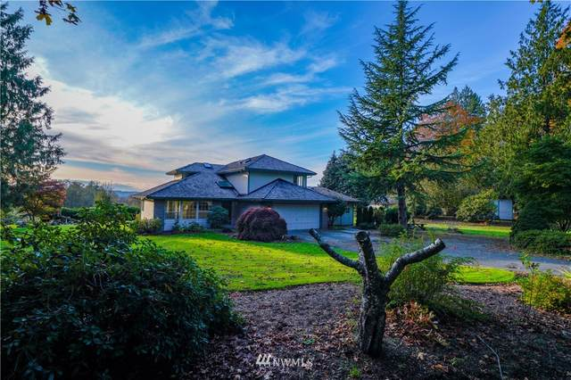 4008 83rd Avenue SE, Snohomish, WA 98290 (#1681234) :: Ben Kinney Real Estate Team
