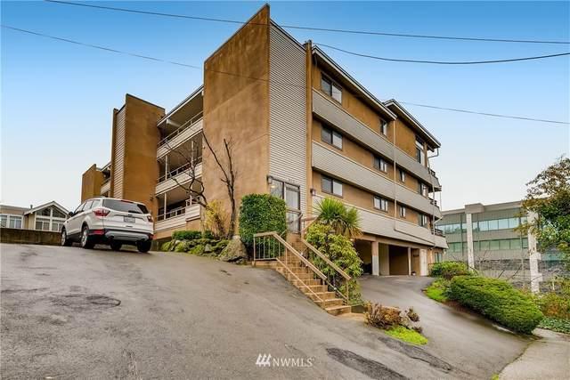 612 Prospect Street #206, Seattle, WA 98109 (#1716341) :: Tribeca NW Real Estate