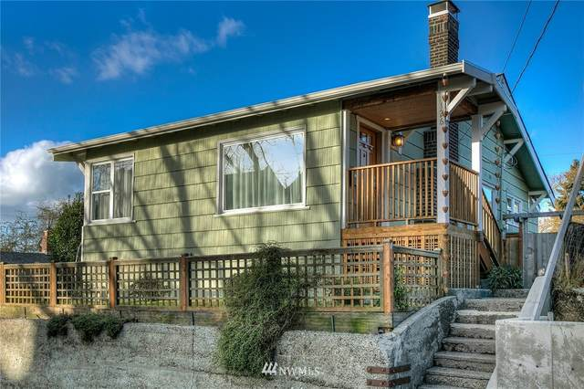 126 NW 81st Street, Seattle, WA 98117 (#1717081) :: Canterwood Real Estate Team