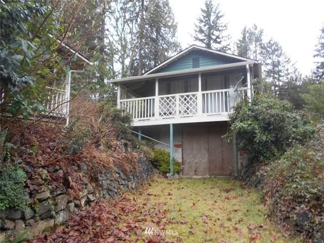 241 Bayview Avenue, Brinnon, WA 98320 (MLS #1718080) :: Brantley Christianson Real Estate