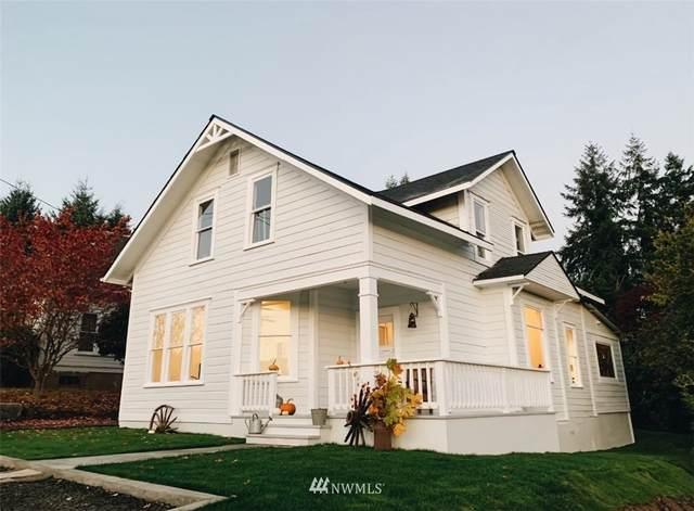 1011 Water Street, Raymond, WA 98577 (#1723505) :: Costello Team