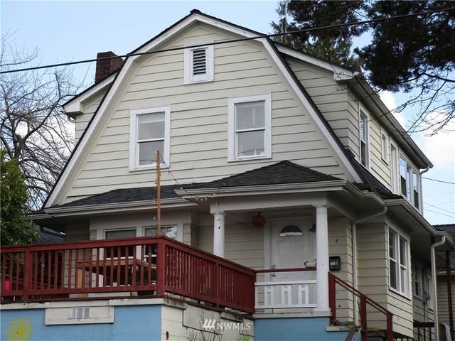5514 11th Avenue NE, Seattle, WA 98105 (#1738698) :: Better Properties Real Estate