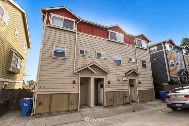 6326 34 Avenue SW C, Seattle, WA 98126 (#1742736) :: Icon Real Estate Group