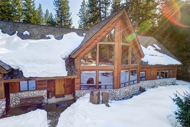 110 Cozy Lane, Ronald, WA 98940 (#1748436) :: Better Properties Real Estate