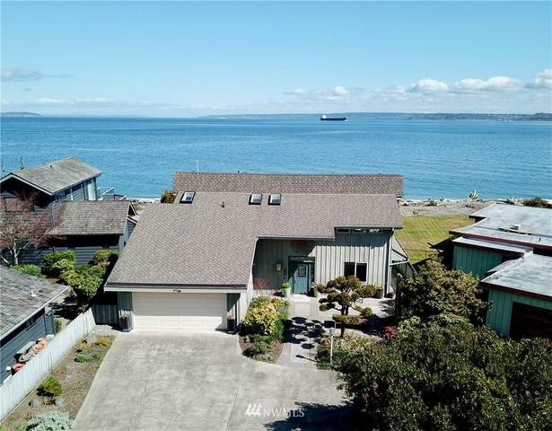 7738 NE Yeomalt Point Drive, Bainbridge Island, WA 98110 (#1750557) :: Costello Team