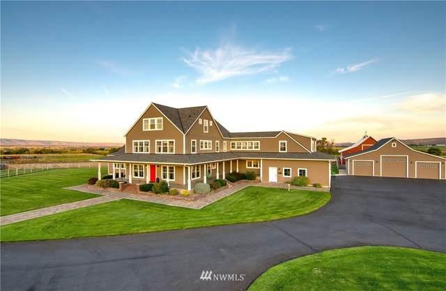 2720 Cove Road, Ellensburg, WA 98926 (MLS #1750733) :: Nick McLean Real Estate Group