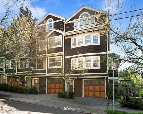 1103 E Harrison Street, Seattle, WA 98102 (#1752182) :: Better Properties Real Estate