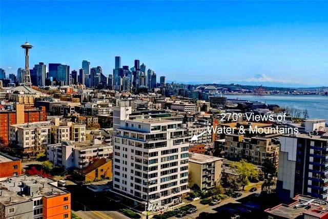 415 W Mercer Street #902, Seattle, WA 98119 (#1754828) :: The Kendra Todd Group at Keller Williams