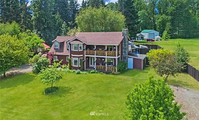380 Beaver Lane, Cle Elum, WA 98922 (#1759402) :: Better Homes and Gardens Real Estate McKenzie Group